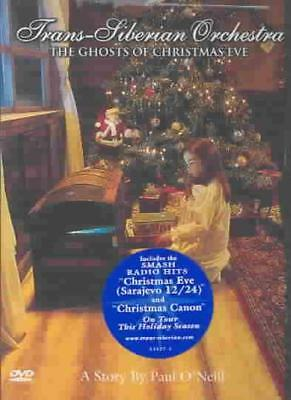 TRANS-SIBERIAN ORCHESTRA: THE GHOST OF CHRISTMAS EVE NEW
