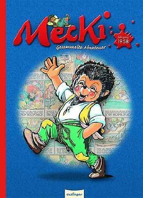 Mecki - Gesammelte Abenteuer Nr.1 Jahrgang 1958 Hardcover-Album