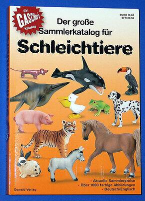 Katalog Schleichtiere Tiere von Schleich für Sammler