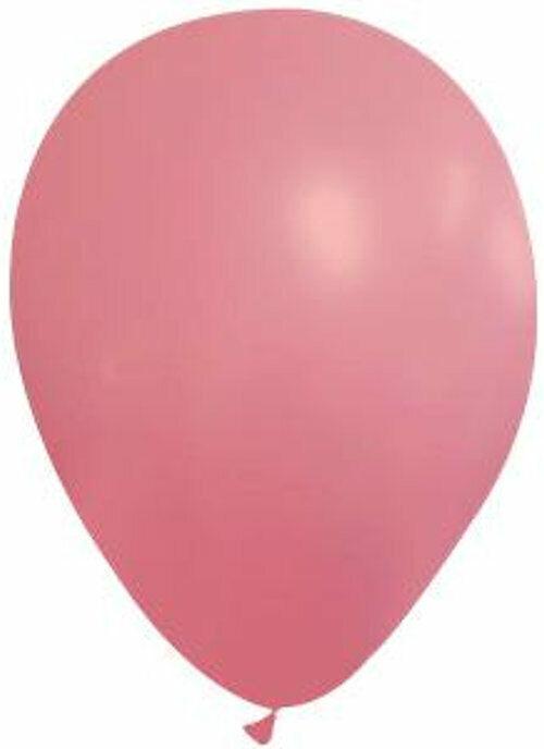 """12 - 96 pc 12"""" Matte Bubble Gum Latex Balloons Party Decorat"""