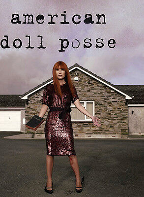 Tori Amos AMERICAN DOLL POSSE Orig Music Poster 2x3' Rare 2007 Mint