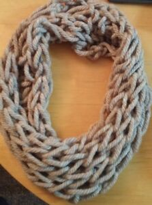 Women's Hand Knitted One Of A Kinds Scarves