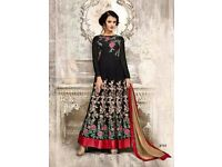 Roles Vol-8 Designer Heavy Embroidered Salwar Kamiz