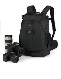 Lowepro 400 AW flipside camera bag