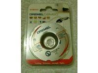 DREMEL DSM20 Cutting Discs x4