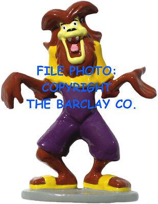 "Halloween Monster Figure: ""Wolfie"" from ""The Groovie Goolies"""