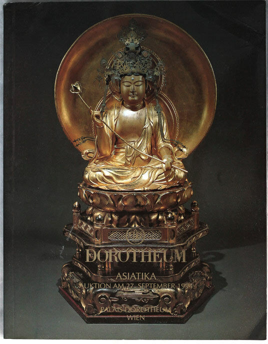 DOROTHEUM Asian/Tribal Arts 1994 auction catalogue