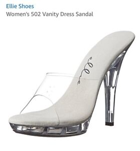 ELLIE vanity competition shoes size 8.5