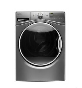Whirlpool front load washer-NEW