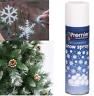 Christmas White Snow Spray Xmas Windows Trees Stencils Craft Tree