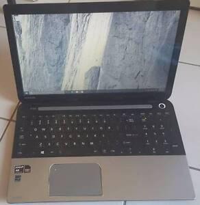 Toshiba 15.6 LED - Gaming Laptop - Quad Core - 256GB SSD - 8GB Salisbury Salisbury Area Preview