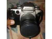 Canon Eos 50 with lens 28-80