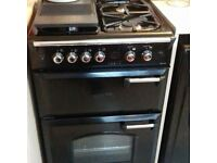 FOR SALE Stoves freestanding BLACK 60cm all Gas oven (Excellent condition)