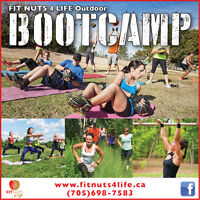 Outdoor Fitness Bootcamp