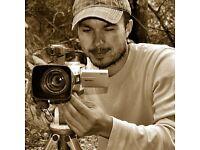Filmmaker/ Cameraman/ Videographer/ Cinematographer/ Video editor/ Post production/ Photographer/DOP