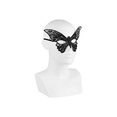 Venezianische Spitzenmaske im Schmetterlingsdesign (Venezianische Maske Schmetterling)