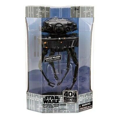Disney Store Imperial Probe Droid Elite Series Die-Cast Action Figure