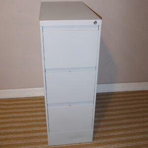 Steelcase 3 Drawer Vertical File Cabinet, Delivered
