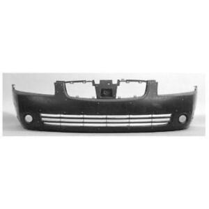 New Painted 2004 2005 2006 Nissan Sentra Front Bumper
