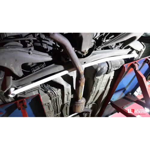 Fit 95-02 BMW E37 Z3 1.9L Roadster 2WD MT 2 Points Rear Lower Bar Member Brace