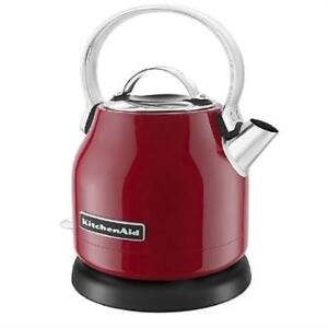 KITCHENAID 1.25-LITER ELECTRIC KETTLE-EMPIRE RED