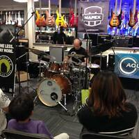 Drum Lessons from a Drumeo Instructor