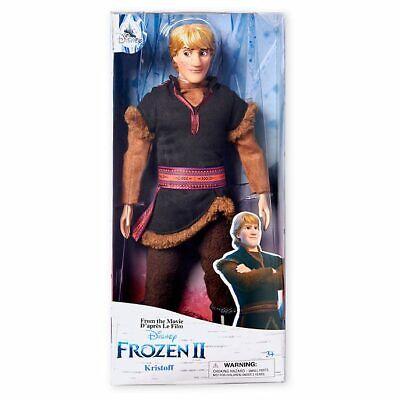 Disney Kristoff -Frozen Die Eiskönigin - völlig unverfroren klassische Puppe NEU