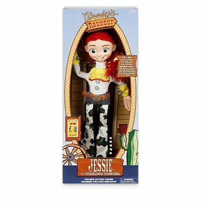 DISNEY Toy Story 4 Talking Jessie Doll Interactive Action Figure 35cm *NEW* Buzz