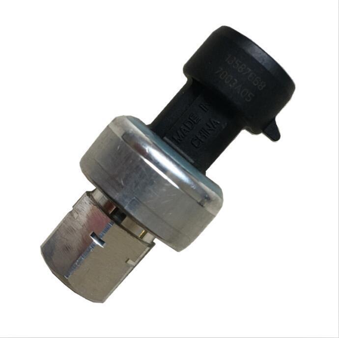A//C-Refrigerant Pressure Sensor for Buick Cadillac Chevrolet Ford GMC 13502759