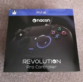 Nacon Revolution Pro Controller (1st edition) for PS4 - new sealed