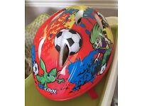 Kidcool Kids Cycle Helmet 52-56cm Bike Bicycle Boys Protective Lid Full Shell