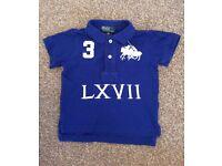 Ralph Lauren T-Shirt 9 Month