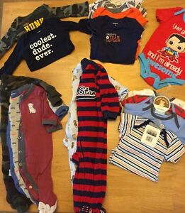 Boys assorted clothing 3m,3-6m,6m, & 6-9m $50 obo