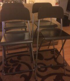 4 tall stools