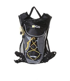NEW EIGO TRAVERSE LARGE HYDRATION BAG WITH 1 LITRE BLADDER
