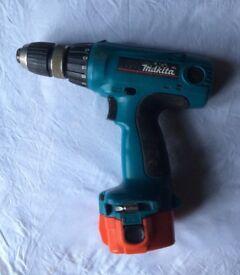 Makita Cordless drill 12V