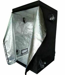 Silver Mylar Grow Tent Various Sizes