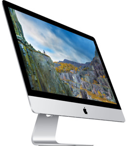 "27"" iMac / Upgraded / AppleCare"