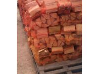 Logs for sale seasoned