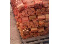 Logs for sale dry seasoned