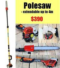 Polesaw Pole Pruner Trimmer Chainsaw Hedger Extendable to 4M NEW Malaga Swan Area Preview