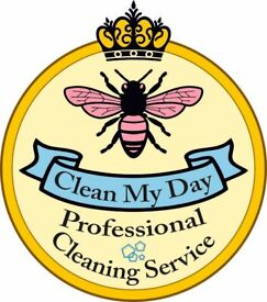 Clean My Day professional cleaning service - flats, students accommodation, homes
