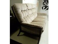 Sofa (3 seater) nice and cozy 95£
