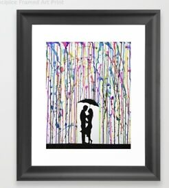 Brand new romantic print
