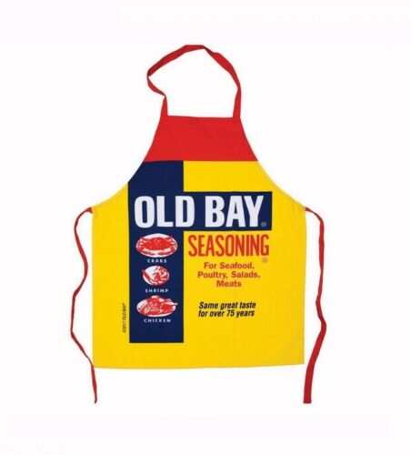 Old Bay Can Apron - NEW