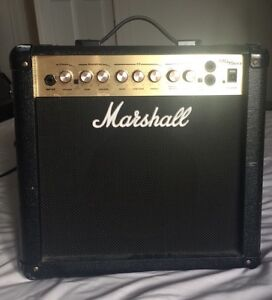 Marshall MG-15DFX Guitar Amp Point Piper Eastern Suburbs Preview
