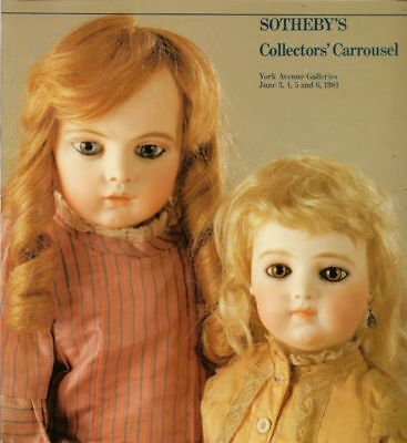 SOTHEBY'S Fashion Dolls Circus Slot Machines Toys Banks