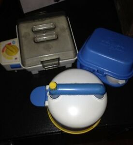 Vintage Fisher price fun with food
