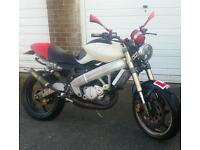 Cagiva planet 125 learner legal streetfighter 50 dtr rs cbr yzf moped crosser