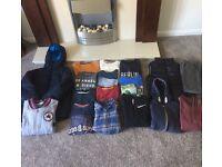 Boys age 10-11 clothes bundle